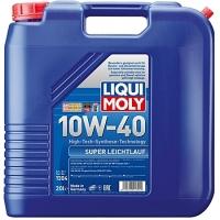 1304 НС-синтетическое моторное масло Super Leichtlauf 10W-40 20 л
