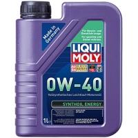 1922 Синтетическое моторное масло Synthoil Energy 0W-40 1 л