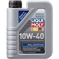 1930 Полусинтетическое моторное масло MoS2 Leichtlauf 10W-40 1 л