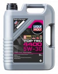 3751/2322 НС-синтетическое моторное масло Top Tec 4400 5W-30 5 л