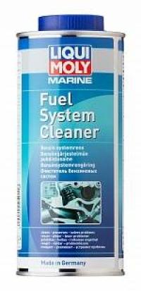 25011 Очиститель для бензиновых топливных систем водной техники Marine Fuel-System-Cleaner 0.5 л