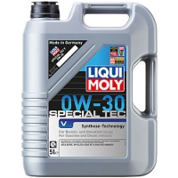 2853 Синтетическое моторное масло Special Tec V 0W-30 5 л