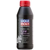 3099 Синтетическое масло для вилок и амортизаторов Motorrad Fork Oil 5W Light 0.5 л