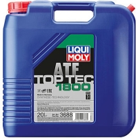 3688 НС-синтетическое трансмиссионное масло для АКПП Top Tec ATF 1800 20 л