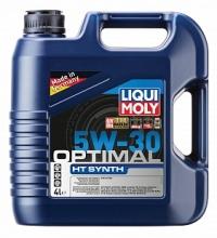 39001 НС-синтетическое моторное масло Optimal HT Synth 5W-30 4 л