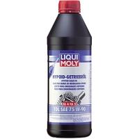 3945 Полусинтетическое трансмиссионное масло Hypoid-Getriebeoil TDL (GL-4/GL-5) 75W-90 1 л