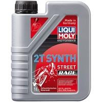 3980 Синтетическое моторное масло для 2-тактных мотоциклов Motorrad Synth 2T 1 л