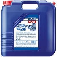 4743 НС-синтетическое моторное масло LKW-Leichtlauf-Motoroil Basic 10W-40 20 л
