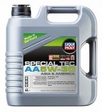 7516 НС-синтетическое моторное масло Leichtlauf Special AA 5W-30 4 л