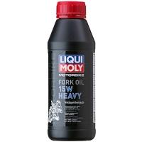 7558 Синтетическое масло для вилок и амортизаторов Motorrad Fork Oil 15W Heavy 0.5 л