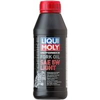 7598 Синтетическое масло для вилок и амортизаторов Motorrad Fork Oil 5W Light 0.5 л