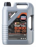 21217 НС-синтетическое моторное масло Top Tec 6300 0W-20 5л