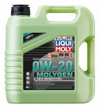 21357 НС-синтетическое моторное масло Molygen New Generation 0W-20 4 л
