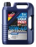 2288 Полусинтетическое моторное масло Optimal Diesel 10W-40 5 л