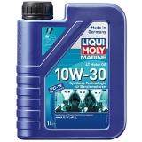 25022 НС-синтетическое моторное масло Marine 4T Motor Oil 10W-30 1 л