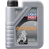 3065 Полусинтетическое моторное масло для 2-тактных двигателей картов Motorbike 2T Offroad 1 л