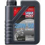 3816 Синтетическое моторное масло для 4-тактных мотоциклов Motorbike HD Synth Street 20W-50 1 л