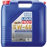 3867 НС-синтетическое моторное масло Leichtlauf High Tech 5W-40 20 л