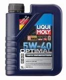 39032 НС-синтетическое моторное масло Optimal New Generation 5W-40 1 л