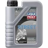 3981 Полусинтетическое моторное масло для 2-тактных мотоциклов Motorrad 2T 1 л