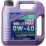 7536 Синтетическое моторное масло Synthoil Energy 0W-40 4 л