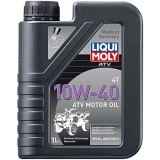 7540 НС-синтетическое моторное масло для 4-тактных квадроциклов ATV 4T Motoroil Offroad 10W-40 1 л