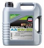7621 НС-синтетическое моторное масло Special Tec AA 5W-20 4 л