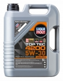 7661 НС-синтетическое моторное масло Top Tec 4200 5W-30 5 л