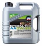 8066 НС-синтетическое моторное масло Special Tec AA 0W-20 4 л