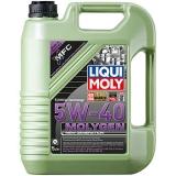 9055 НС-синтетическое моторное масло Molygen New Generation 5W-40 5 л