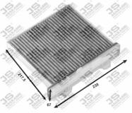 AC3504 Фильтр салонный