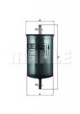 KL85 (PP 866) Фильтр топливный