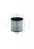 OX341D Фильтр масляный