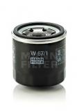 W67/1 (OC 195) Фильтр масляный