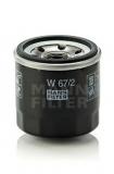 W67/2 (OC 215) Фильтр масляный