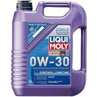 1172/8977 Синтетическое моторное масло Synthoil Longtime 0W-30 5 л
