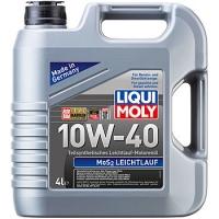 1917 Полусинтетическое моторное масло MoS2 Leichtlauf 10W-40 4 л