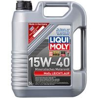 1933 Минеральное моторное масло MoS2 Leichtlauf 15W-40 5 л