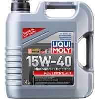 1949 Минеральное моторное масло MoS2 Leichtlauf 15W-40 4 л