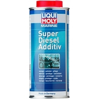 25007 Присадка супер-дизель Marine Super Diesel Additive 1 л