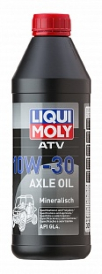 3094 Минеральное трансмиссионное масло для ATV Motorbike Axle Oil 10W-30 ATV 1 л
