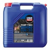3757 НС-синтетическое моторное масло Top Tec 4600 5W-30 20 л