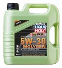 9042 НС-синтетическое моторное масло Molygen New Generation 5W-30 4 л