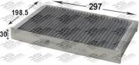AC0128C (K1014A) Фильтр салонный