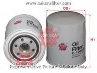 C 10081 (OC 540) Фильтр масляный