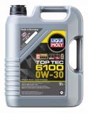 20779 НС-синтетическое моторное масло Top Tec 6100 0W-30 5л