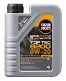 20787 НС-синтетическое моторное масло Top Tec 6200 0W-20 1 л
