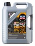 20789 НС-синтетическое моторное масло Top Tec 6200 0W-20 5 л