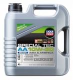 21337 НС-синтетическое моторное масло Special Tec AA Benzin 10W-30 4л