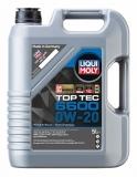 21411 НС-синтетическое моторное масло Top Tec 6600 0W-20 5 л